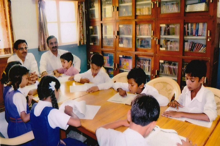 Priyamvada Birla Senior Secondary School-Library