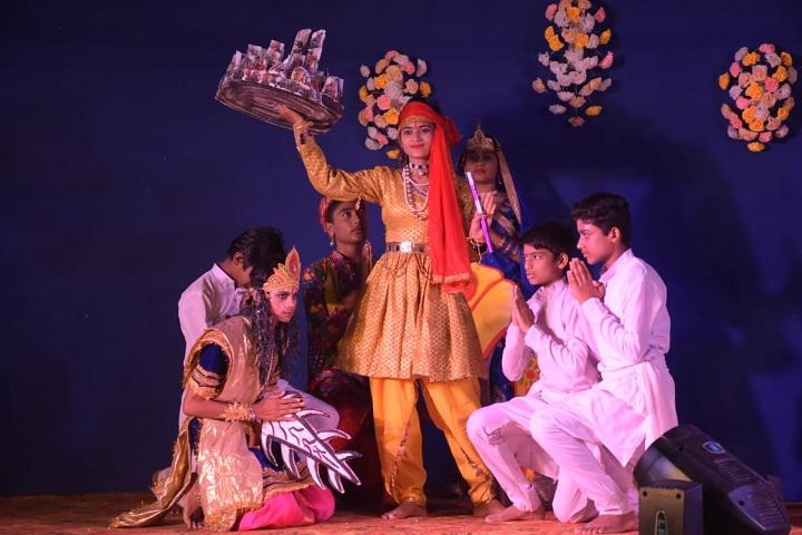 Priyamvada Birla Senior Secondary School-Skit