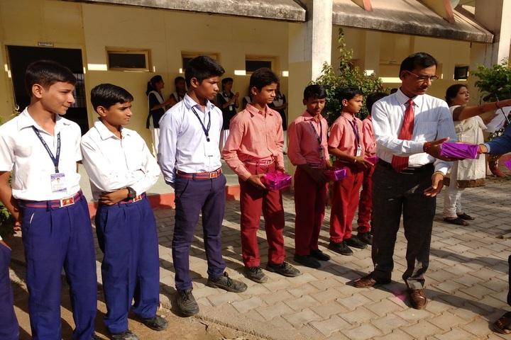 Priyamvada Birla Senior Secondary School-Activity