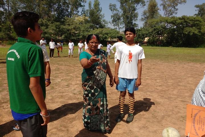 Priyamvada Birla Senior Secondary School-Play-Ground