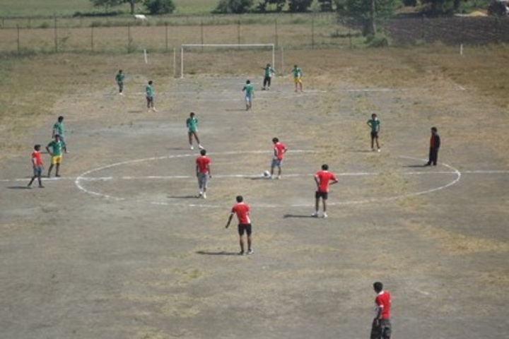 Prof Santosh Mittal Higher Secondary School-Play Ground1