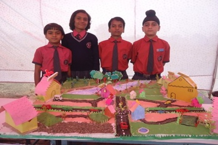 Prof Santosh Mittal Higher Secondary School-Science Fair