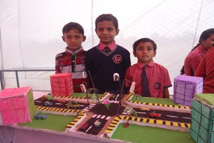 Prof Santosh Mittal Higher Secondary School-Science Fair1