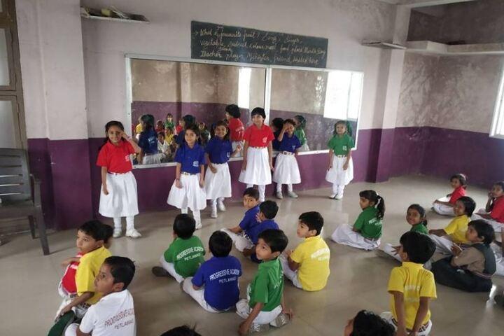 Progressive Academy-Activity