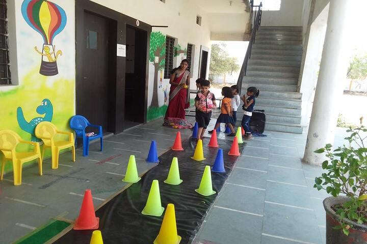 Progressive Academy-KG Students Activity