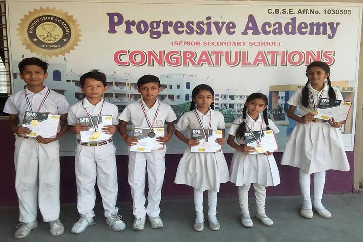 Progressive Academy-Winners