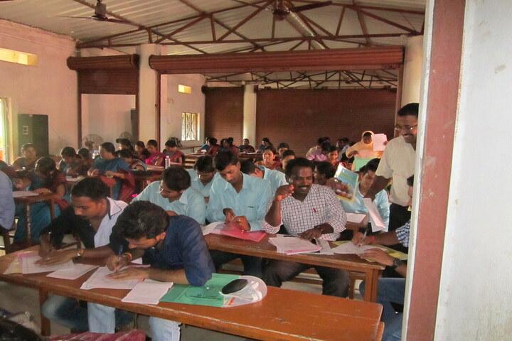 Pushpa Convent Higher Secondary School-Classroom