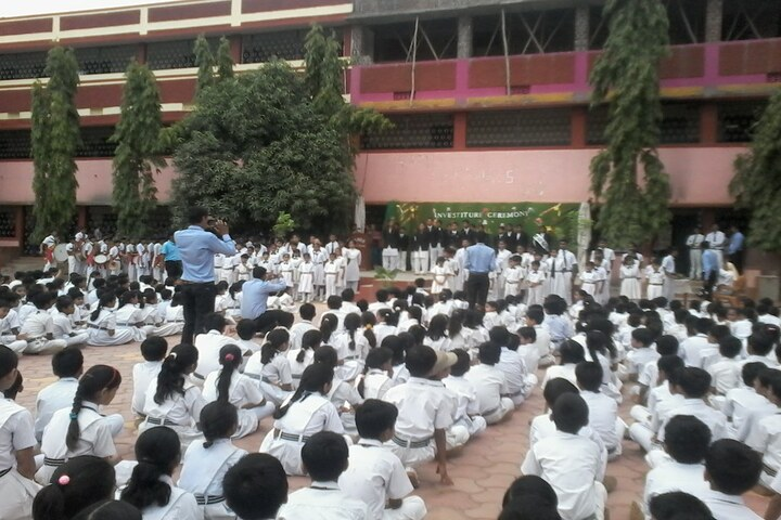 Pushpa Convent Higher Secondary School-Play-Ground