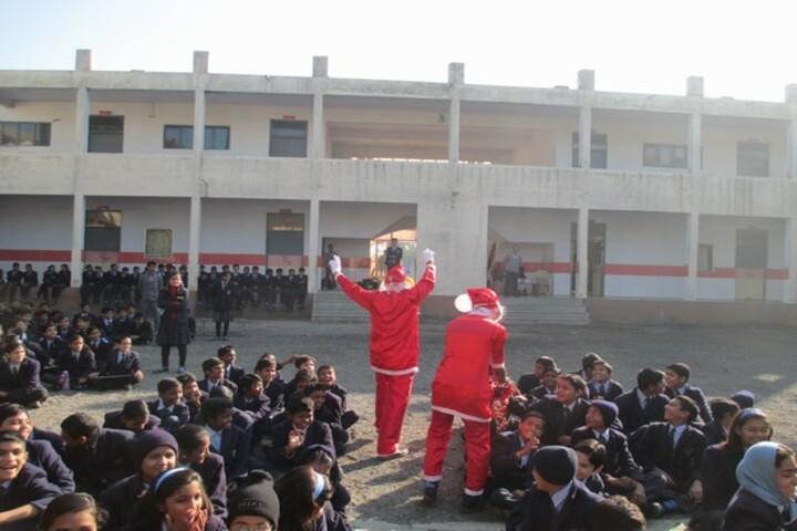 Pushpa Senior Secondary School-Christmas