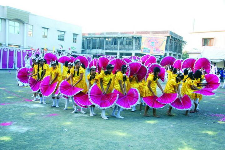 Pushpa Senior Secondary School-Dance