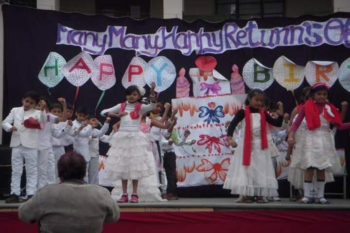 Pushpa Senior Secondary School-Events1