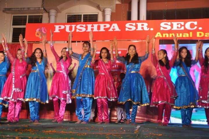 Pushpa Senior Secondary School-Farewell