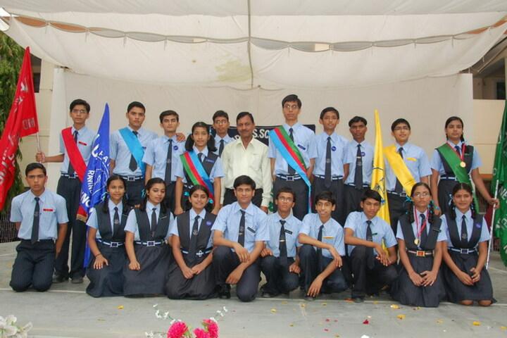 Pushpa Senior Secondary School-Students