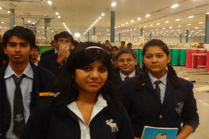 Pushpa Senior Secondary School-Tour