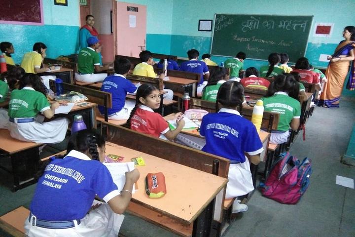 Pushpdeep International School-Class