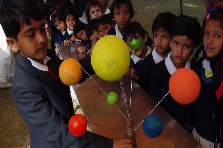 Pushpdeep International School-Kids