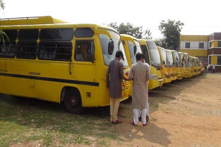 Pushpdeep International School-Transport