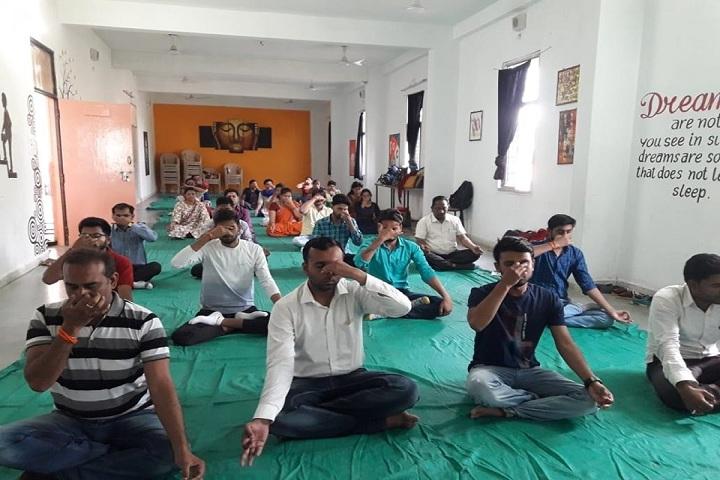 Pushpdeep International School-Yoga