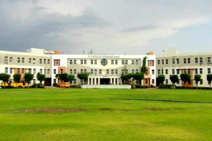 Pushpdeep International School-Campus-View