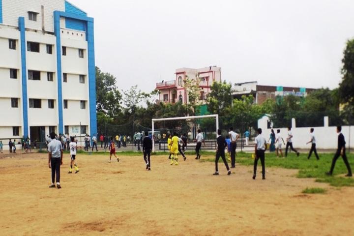 R D Public School-Ground