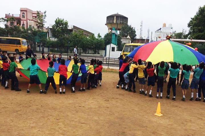 R D Public School-Activities
