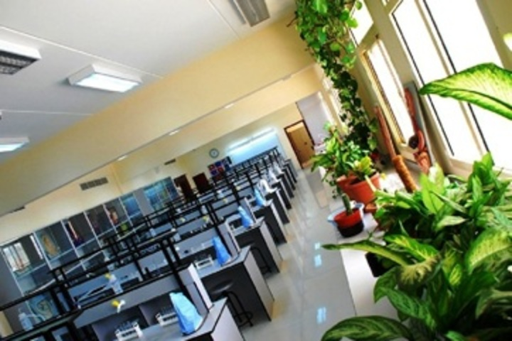 R D Public School-Biology-Lab