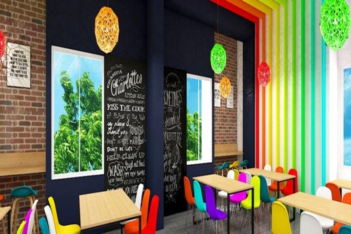 R D Public School-Cafeteria