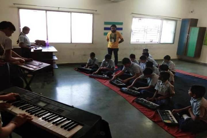 R D Public School-Music