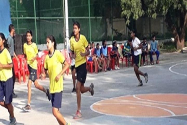 R D Public School-Sports