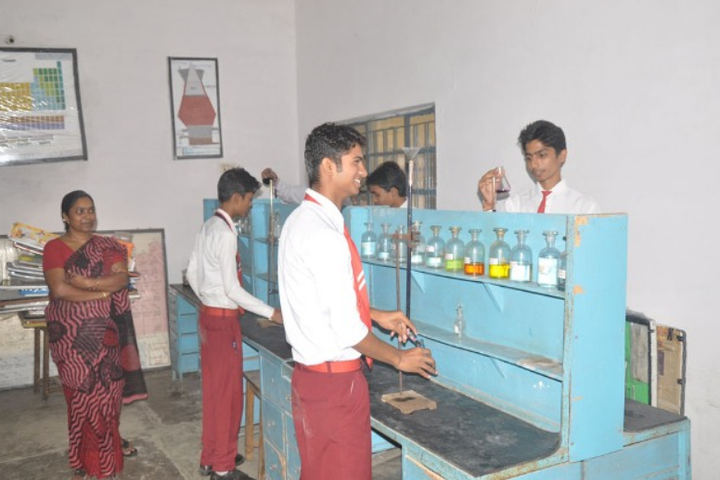 RC English Medium Higher Secondary School-Lab
