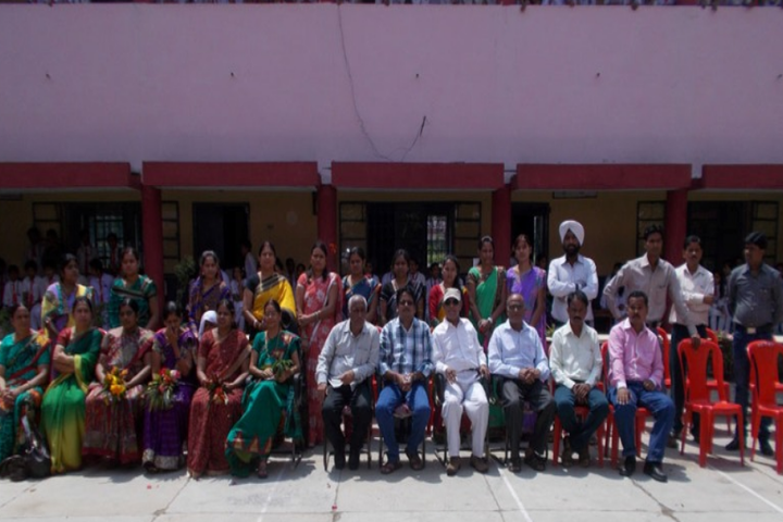 RC English Medium Higher Secondary School-Staff