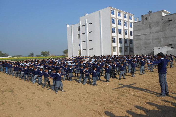 RVS Public School-Assembly