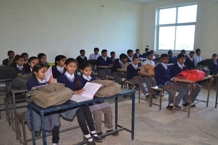RVS Public School-Class