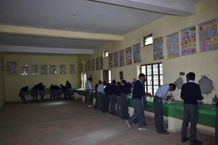 RVS Public School-Laboratory