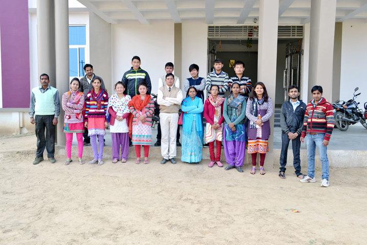 RVS Public School-Staff