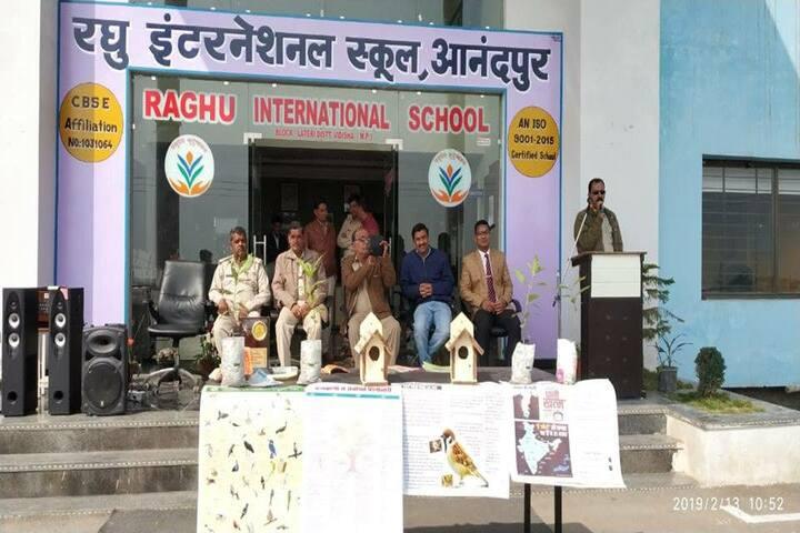 Raghu International School-Events