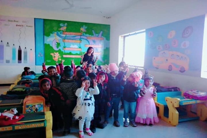 Raghu International School-Kids
