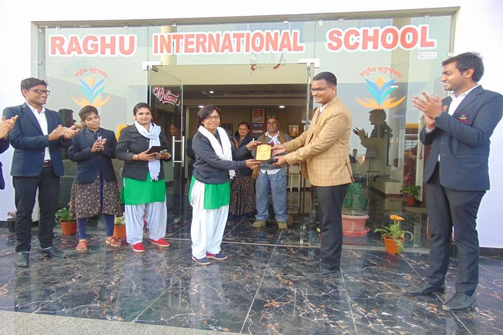 Raghu International School-Achievement