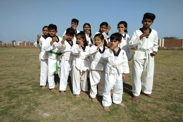 Raghu International School-Activities