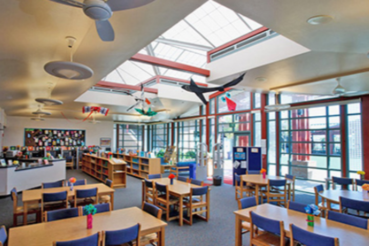 Raghu International School-Library