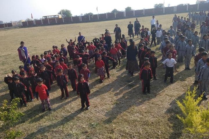 Raghu International School-Play-Ground