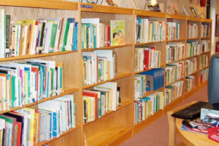 Bal Vidya Niketan-Library