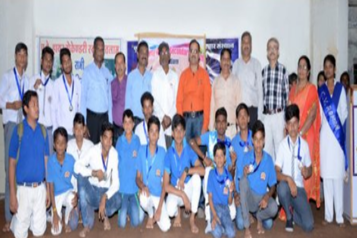 Railway Higher Secondary School-Winners