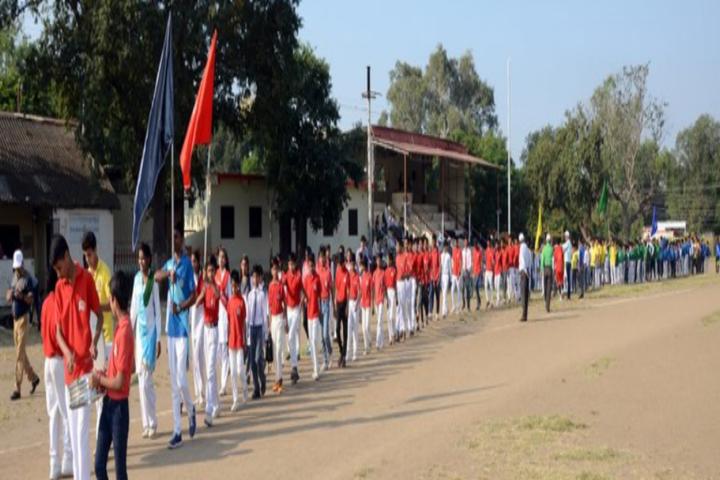 Railway Higher Secondary School-Rally