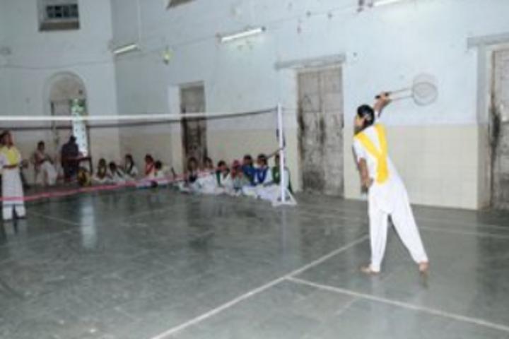 Railway Higher Secondary School-Indoor Games