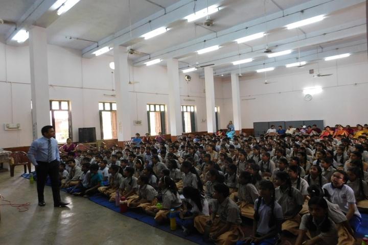 Ram Krishna Vidya Mandir-Seminar Hall