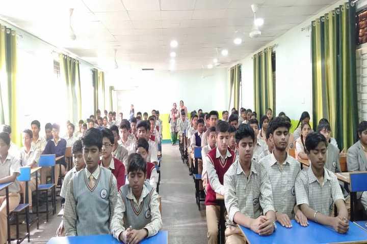Ram Krishna Vidya Mandir-Classroom