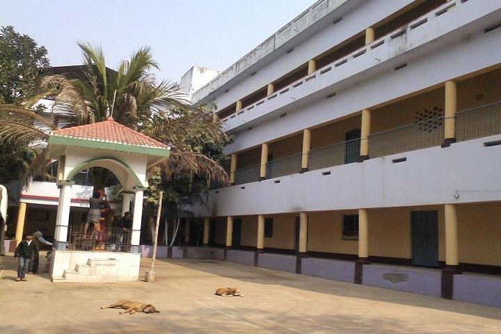 Bal Vidya Niketan-Campus-View side
