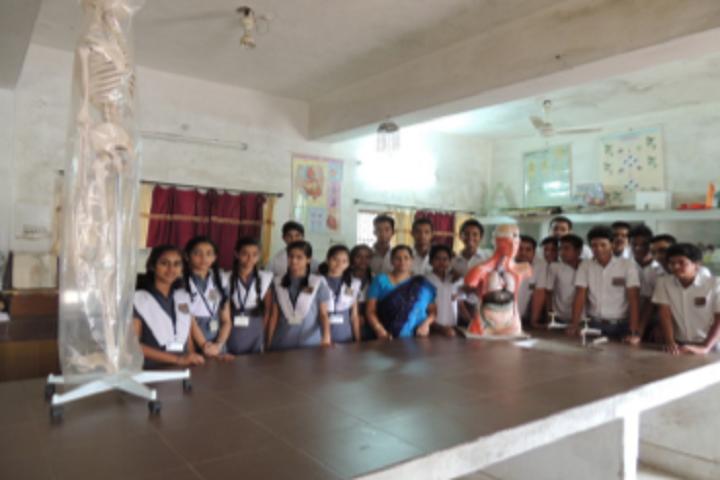 Ramakrishna Vivekananda Vidyapeeth-Biology Lab
