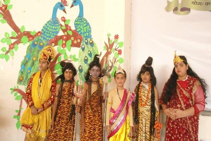 Ramshree India International School-Annual Day
